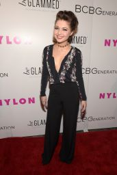 Sammi Hanratty – NYLON Young Hollywood Party in Hollywood, May 2015