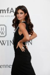 Sara Sampaio – 2015 amfAR Cinema Against AIDS Gala in Antibes (France)
