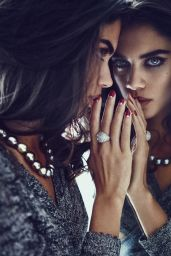 Sara Sampaio - Photoshoot for L