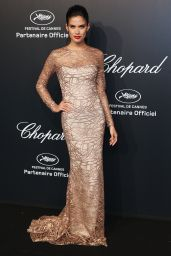 Sara Sampaio – Soiree Chopard 'Gold Party' – 2015 Cannes Film Festival