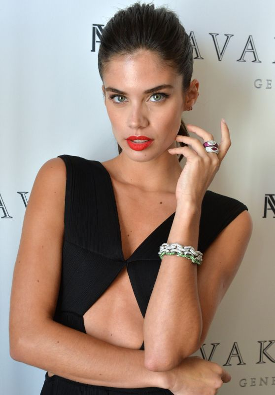 Sara Sampaio - The Avakian Suite in Cannes, 68th Annual Cannes Film Festival