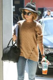 Sarah Hyland - Out in Culver City May 2015