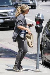 Sarah Michelle Gellar - Out in Brentwood, May 2015