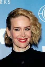Sarah Paulson – Fox Network 2015 Programming Upfront in New York City