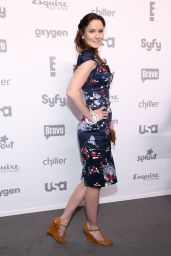 Sarah Wayne Callies - 2015 NBCUniversal Cable Entertainment Upfront in New York