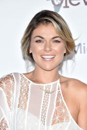 Serinda Swan – 2015 Olevolos Project Brunch in New York City