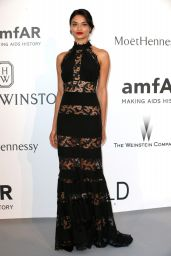 Shanina Shaik – 2015 amfAR Cinema Against AIDS Gala in Antibes (France)