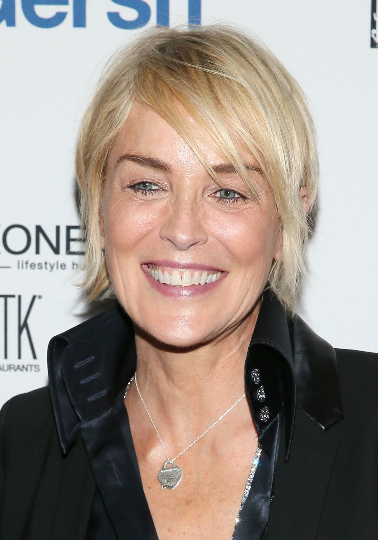 Sharon Stone 2015 Gersh Upfronts Party At The Gansevoort