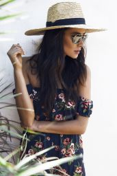 Shay Mitchell - Photoshoot for Amore & Vita 2015