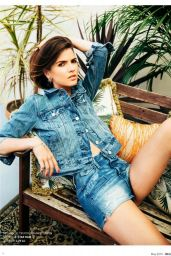 Shelley Hennig - Bello Magazine May 2015 issue
