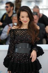 Shu Qi - The Assassin Photocall - 68th Cannes Film Festival