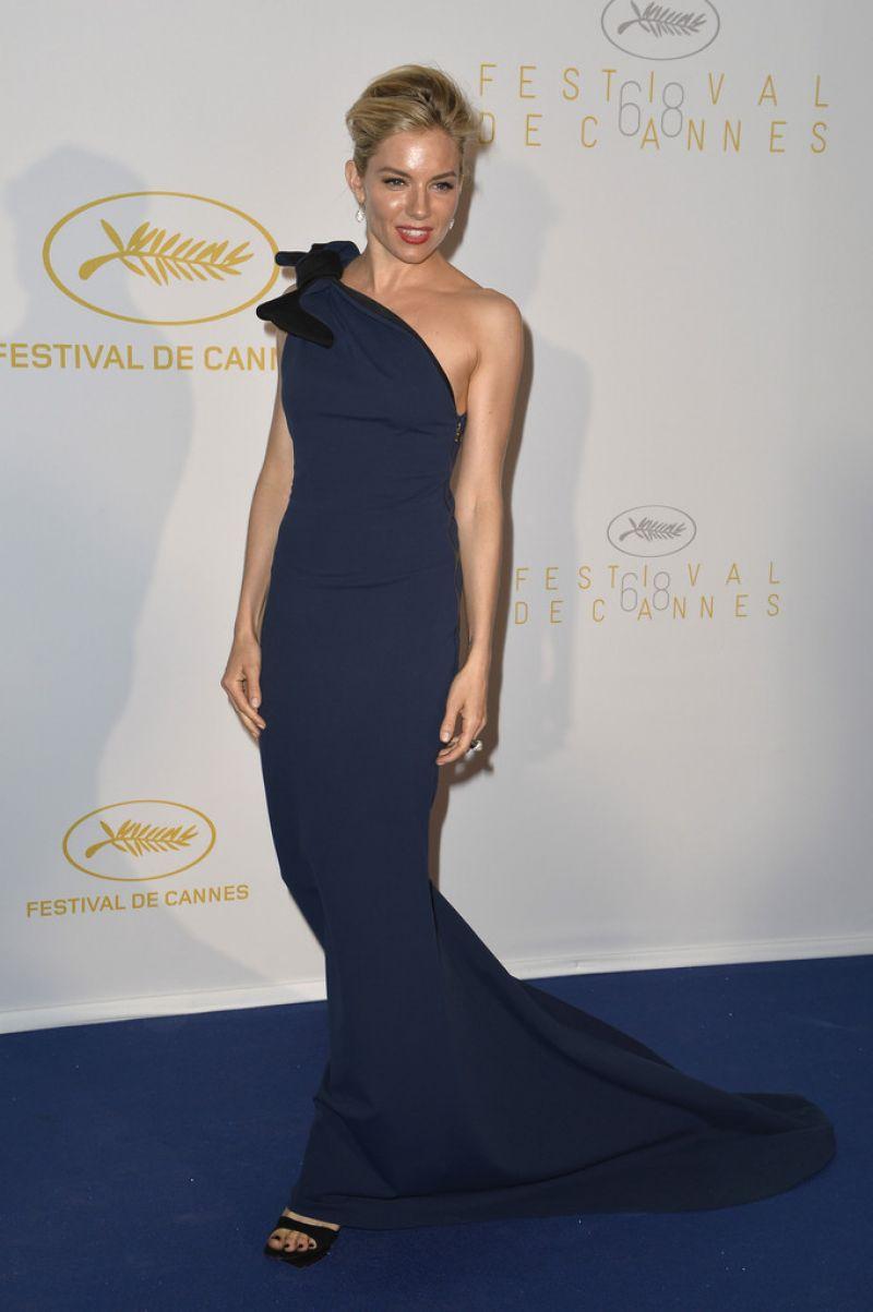 Sienna Miller - 2015 Cannes Film festival Opening Ceremony Dinner
