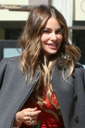 Sofía Vergara - Out in NYC, May 2015