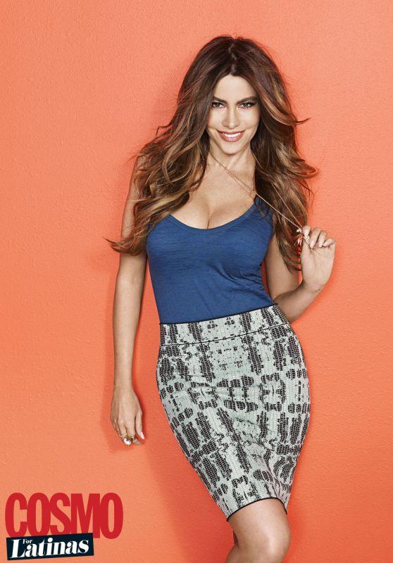 Sofia Vergara - Cosmo For Latinas Magazine Summer 2015 Issue