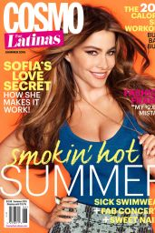 Sofia Vergara - Cosmo For Latinas Magazine Summer 2015 Issue