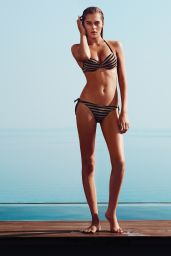 Solveig Mork Hansen - TWIN-SET Swimwear Photoshoot - Spring/Summer 2015
