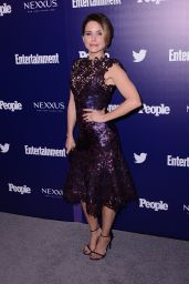 Sophia Bush - Entertainment Weekly And PEOPLE Celebrate The NY Upfronts, May 2015