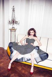 Sophie Cookson - Photoshoot for Kingsman: The Secret Service - 2015
