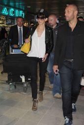 Sophie Marceau - 2015 Cannes Film Festival - Nice Airport