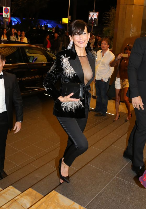Sophie Marceau - Marriot Hotel - 2015 Cannes Film Festival