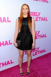 Sophie Turner - Barely Lethal Premiere in Los Angeles