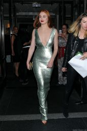 Sophie Turner - Costume Institute Benefit Gala in New York City, May 2015