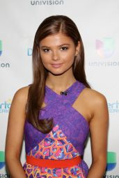 Stefanie Scott - Despierta America in Miami, May 2015