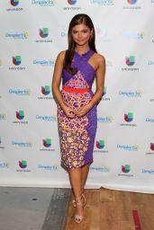 Stefanie Scott - Despierta America in Miami, May 2015