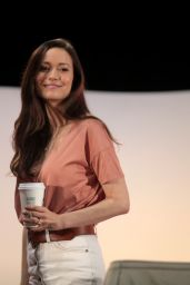Summer Glau - 2015 Phoenix Comic-Con in Phoenix