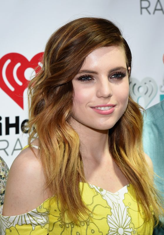 Sydney Sierota - 2015 iHeartRadio Summer Pool Party in Las Vegas