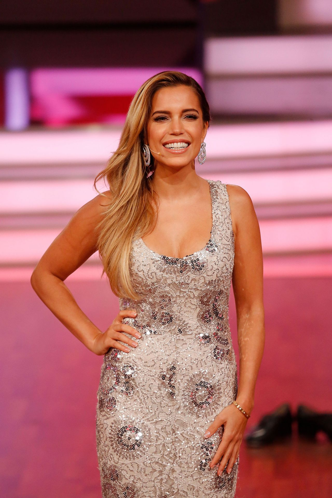 Sylvie Meis Let S Dance 11 Show In Cologne May 2015