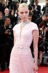Tanya Dziahileva - La Tete Haute (Standing Tall) Premiere at 2015 Cannes Film Festival
