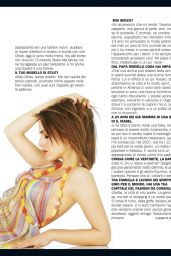 Tatiana Luter - Donna Moderna Magazine March 2015 Issue