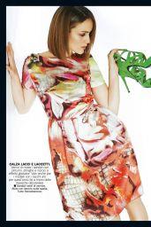 Tatiana Luter - Donna Moderna Magazine March 2015 Issue