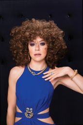 Tatiana Maslany - Flare Magazine April 2015 Photos