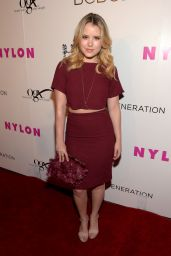 Taylor Spreitler – NYLON Young Hollywood Party in West Hollywood, May 2015