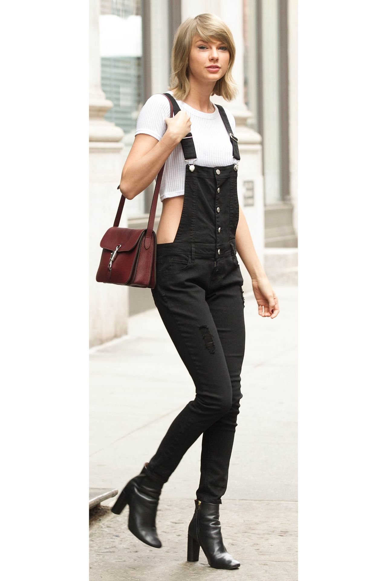 taylor swift casual style out in new york city may 2015