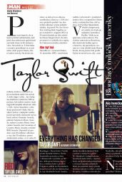 Taylor Swift - GoldManMagazine April 2015 Issue