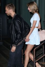 Taylor Swift - Heading Out on a Date in the Evening in New York City, May 2015