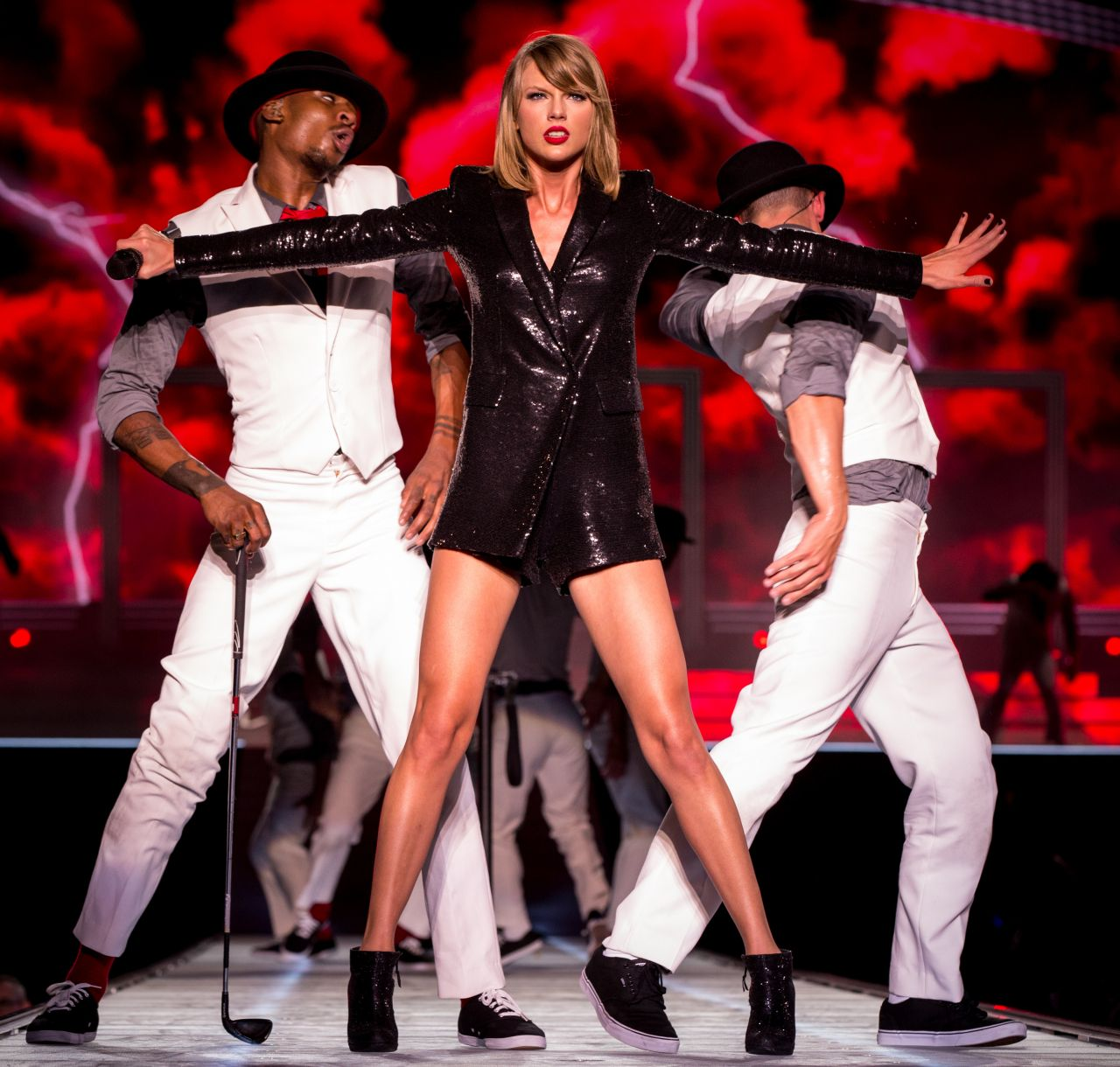 taylor swift the 1989 world tour in baton rouge los