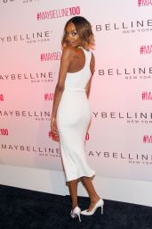 Toni Garrn & Jourdan Dunn @ Maybelline New York