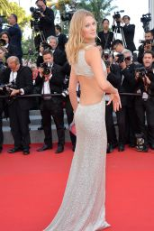 Toni Garrn - The Little Prince Premiere - 68th Annual Cannes Film Festival