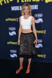 Tricia Helfer - Pitch Perfect 2 Premiere in Los Angeles