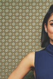 Vanessa Hudgens - Backstage Magazine 2015