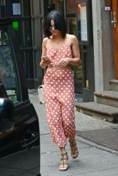 Vanessa Hudgens Casual Style - New York City, May 2015