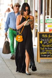 Vanessa Hudgens Street Style - Out in Soho, New York City, May 2015