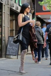 Vanessa Hudgens Style - New York City, May 2015
