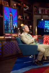 Vanessa Hudgens - Watch What Happens Live in New York City, May 2015