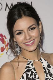 Victoria Justice - An Evening With Women Benefiting the Los Angeles LGBT Center, May 2015