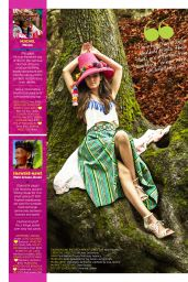 Victoria Justice – Cosmo for Latinas Magazine May 2015 Issue Part II